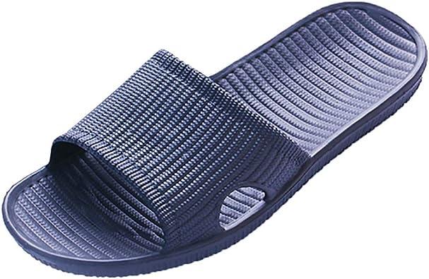 Unisex Flip Flops Platform Pool Beach Shoes Summer Comfort Slide Flip Flops Anti-Skid