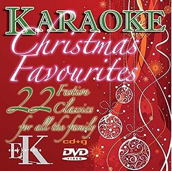 Christmas Karaoke Cd.Christmas Favourites Karaoke Cdg And Dvd Disc By Easy Karaoke Includes 22 Festive Classics By Wizard John Lennon Mariah Carey And Many More