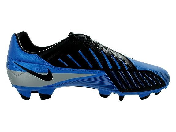 Amazon.com   Nike Men's NIKE T90 STRIKE IV FG SOCCER SHOES 11  (SOAR/BLACK/METALLIC SILVER)   Soccer
