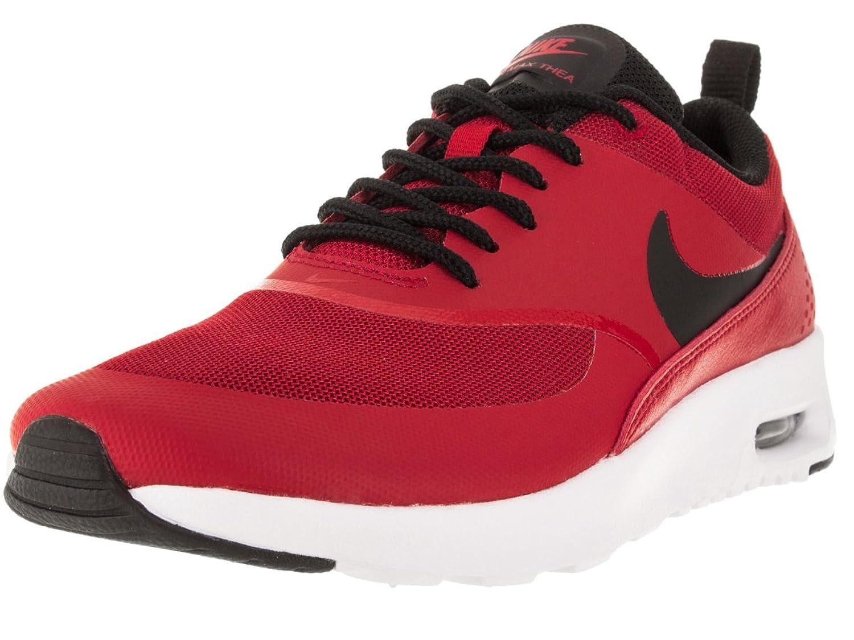 Amazon.com | Nike Women's Air Max Thea University Red/Black/White Running  Shoe 5 Women US | Road Running