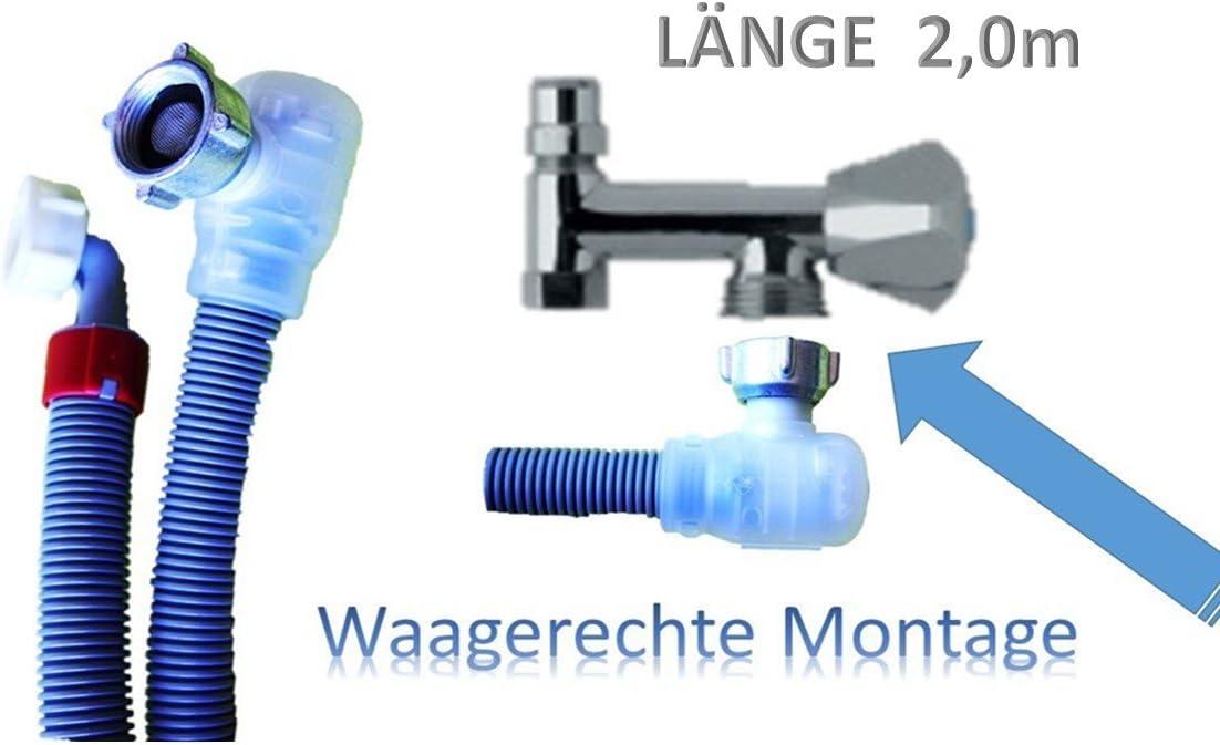 """Aquastopschlauch 3 M 3//4/"""" avec mécanique wasserstop Sécurité Tuyau"""