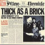 Thick As A Brick by Jethro Tull