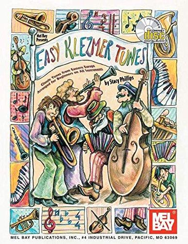 Mel Bay Easy Klezmer Tunes