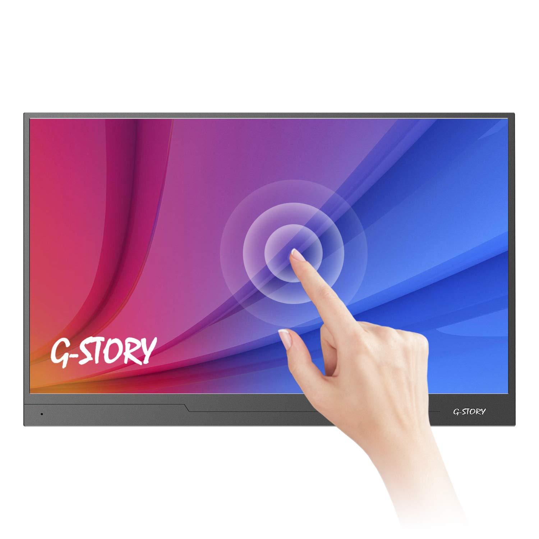 Monitor Portatil USB-C 15.6 1920x1080 IPS HDR HDMI G-STORY