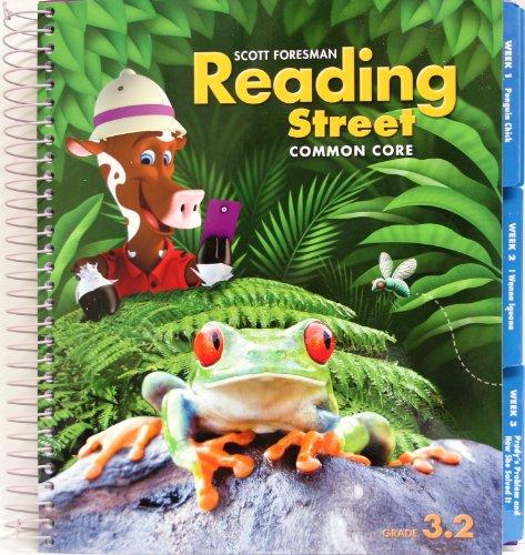 Reading Street Common Core 2013 Teachers Edition Third Grade 3.2 9780328725281