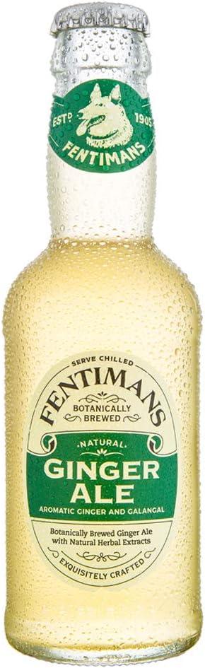 Fentimans Ginger Ale 4 x 200ml: Amazon.es: Alimentación y bebidas