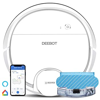 Ecovacs OZMO905 Robot Vacuum And Mop