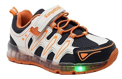 kangaROOS K806-6L - Zapatillas de Luces para niño Que cambian de Apariencia con la