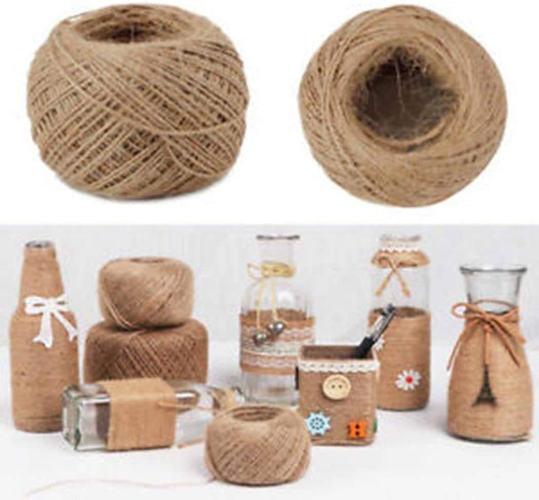 Twisted Sisal Rope Indoor//Outdoor Cat Scratching Post Decor Wicker Chair - SGT KNOTS Marine Moisture//Weather Resistant 10 feet Projects All Natural Fibers 1//4 inch Tie-Downs