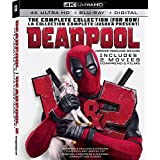 Deadpool 1+2 2 pack