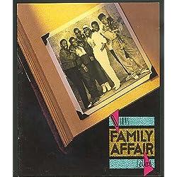 O'Jays & LeVert Family Affair Tour program 1989