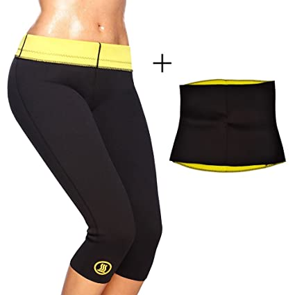 35397c858fc1 Buy Generic Hot Slimming Shaper Pant & Belt Combo (3XL, Multicolour) Online  at Low Prices in India - Amazon.in