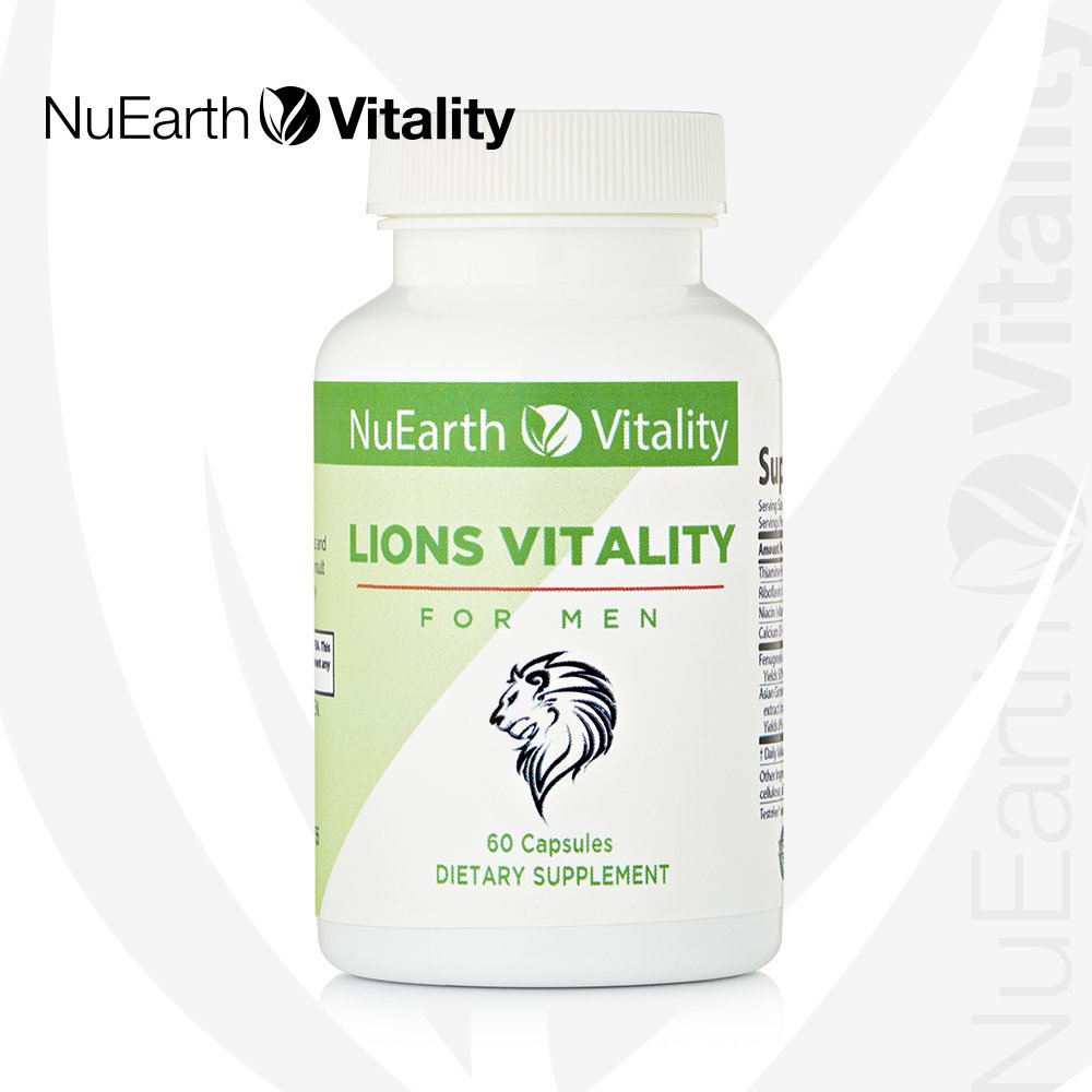 Amazon.com: LIONS VITALITY - Natural Testosterone Booster Supplement for  Men - Male Sex Hormone Support Pill - Stamina, Strength & Libido Boost -  Improves ...