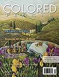 digital artist magazine - COLORED PENCIL Magazine - September 2015