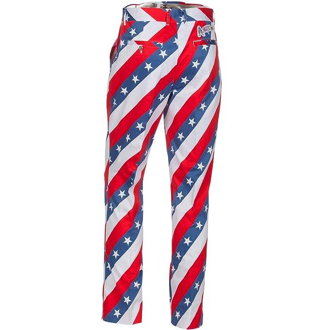 Amazon.com: Royal & Awesome Pantalón para hombre ...