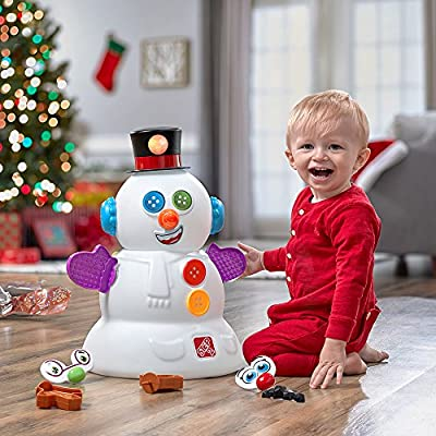 Step2 My First Snowman Toy, White: Toys & Games