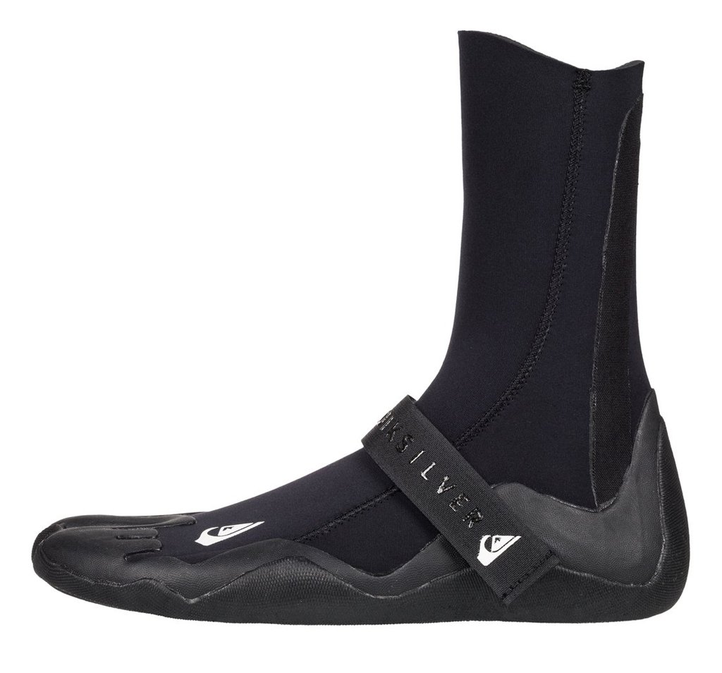 Quiksilver 3mm Syncro Split Toe Men's Watersports Boots - Black / 8 by Quiksilver