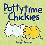 Pottytime for Chickies, Janee Trasler, 0062274694