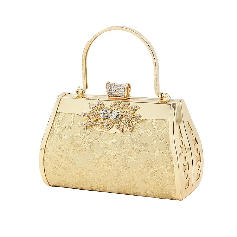 Women Sexy Evening Party Small Clutch Bag Bridal Purse Handbag Tote