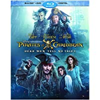 Deals on Pirates of the Caribbean: Dead Men Tell No Tales Blu-ray