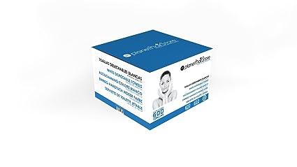 Toallas Desechables Biodegradables PlanetHair Store® 600 unidades 70x40 Paquetes 50 unidades. 100% Biodegradables