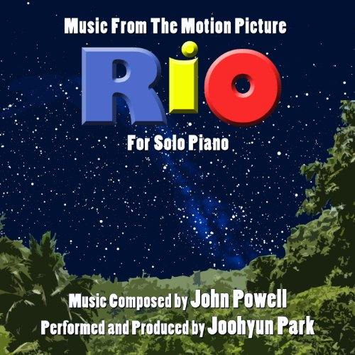 Rio: Music From The Motion Picture For Solo Piano By