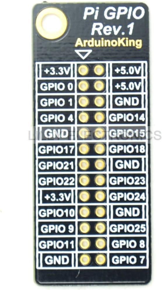 Q-BAIHE Heatsink for Raspberry Pi B