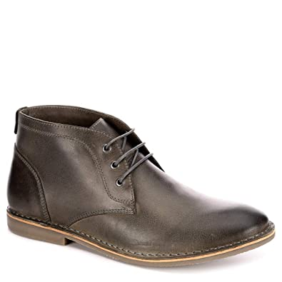 116ae2c0eb0 Franco Fortini Mens Hudson Lace Up Chukka Boot Shoes