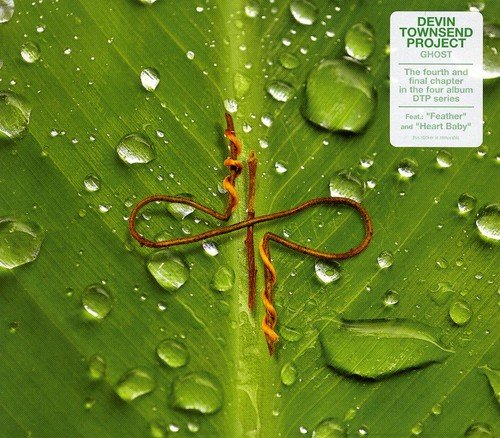 CD : Devin Townsend Project - Ghost (Holland - Import)