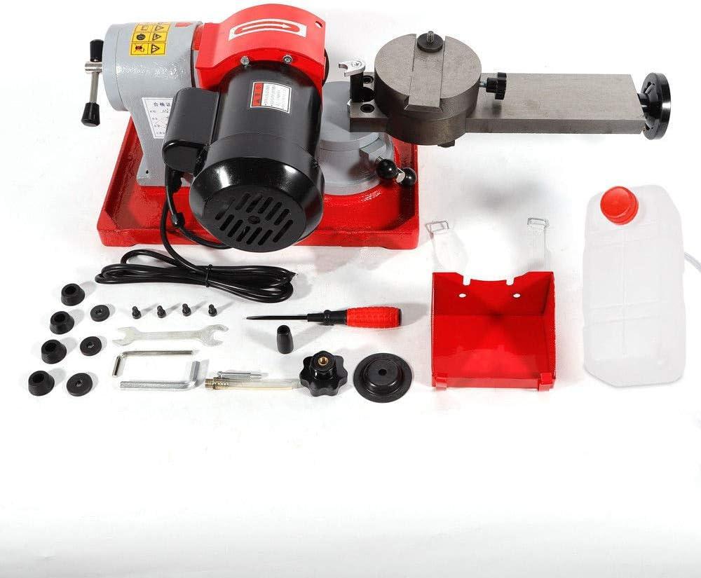 KAHE2016 Afilador de cuchillas de sierra circular de 220 V eléctrico de inyección de agua molienda de la máquina de molienda de motor sólido 250 W