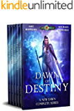 A New Dawn Complete Series Boxed Set