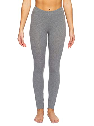 aa3518f31660c Felina | Cotton Modal Lightweight Legging | Yoga Pants | 2-Pack | Mid Rise  at Amazon Women's Clothing store: