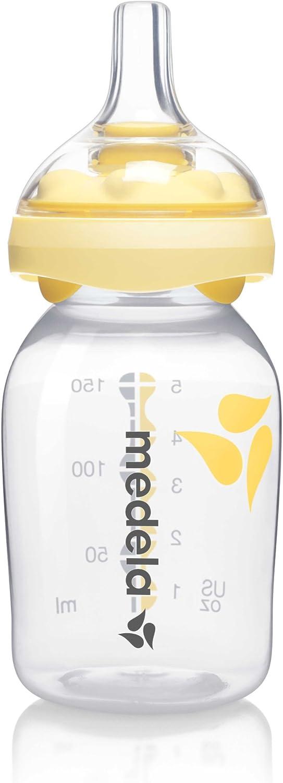 Biberón de 150 ml con tetina Calma, Medela