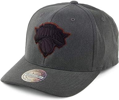 Mitchell & Ness Gorra Snapback Washed Denim 110 New York Knicks ...