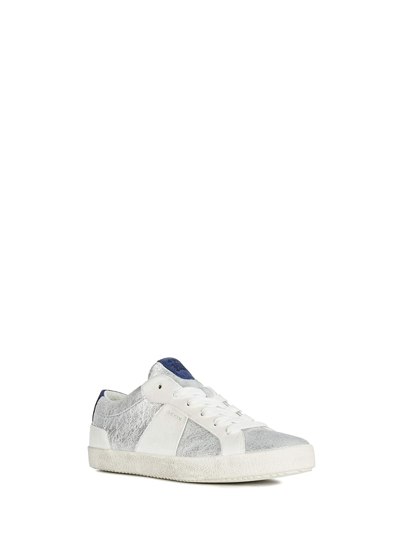 D Femme Geox Warley Sneakers A Basses uOPkZXi