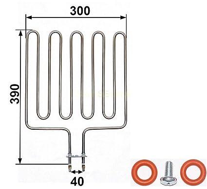 Resistencia Calefactora para zsl 313 Harvia – Estufa para sauna con potencia 2000 W