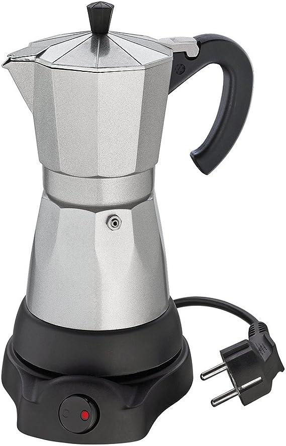 Cilio 273700 Classico - Cafetera eléctrica (6 Tazas), diseño de ...