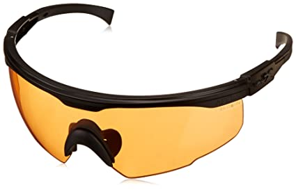 eae5e18b4745 Image Unavailable. Image not available for. Color: Wiley X PT-1 Changeable  Lens Sunglasses with Rust Lens/Matte Black Frame