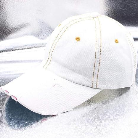 Cnoyz baseball cap Gorra de béisbol Washed S Hombres Mujeres ...