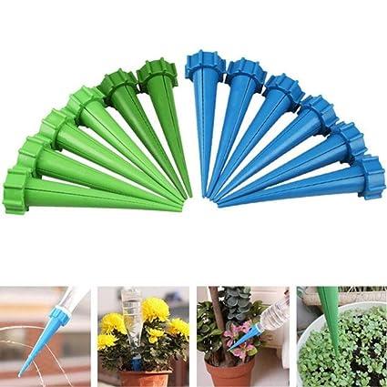 SO-buts - Pinchos de riego para Botellas de plástico, para jardín, riego