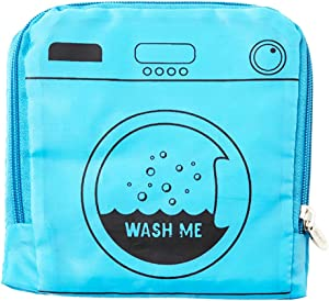 "Miamica ""Wash Me"" Travel Laundry Bag"
