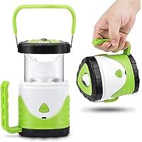 Yifone Torcia Campeggio USB Ricaricabile Lanterna da campeggio Colorato Torcia elettrica da campeggio per Outdoor Home…