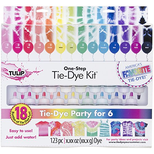 fabric dye tulip - 1