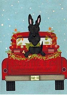 Wonder Scotty Dog Notecard-Set of 8-$12 MSRP C