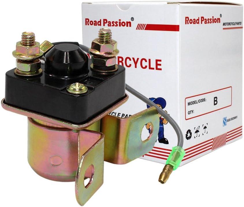 Road Passion Starter Solenoid Relay for POLARIS XPRESS 300 400 1996-1999 POLARIS 300 400 2x4 4x4 6x6 1994 1995 ATV