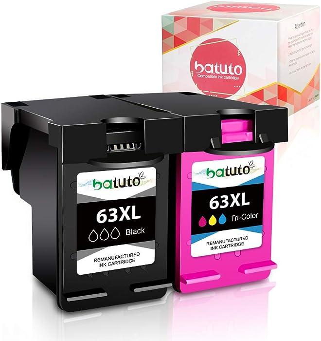 Top 10 Hp Ink Cartridge 63 For Officejet 5255