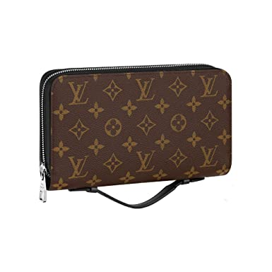 e22114eb7156 Image Unavailable. Image not available for. Color  Louis Vuitton Monogram  Portafoglio Zippy XL Wallet ...