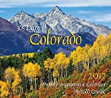 365 Days of Colorado 2017 engagement calendar