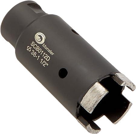 Hayden Twist Drill 1 X 12 Hs 4 Fl Core Drill