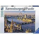 """Ravensburger - 166275 - Puzzle """"Londres La Magnifique"""" 2000 Pièces"""